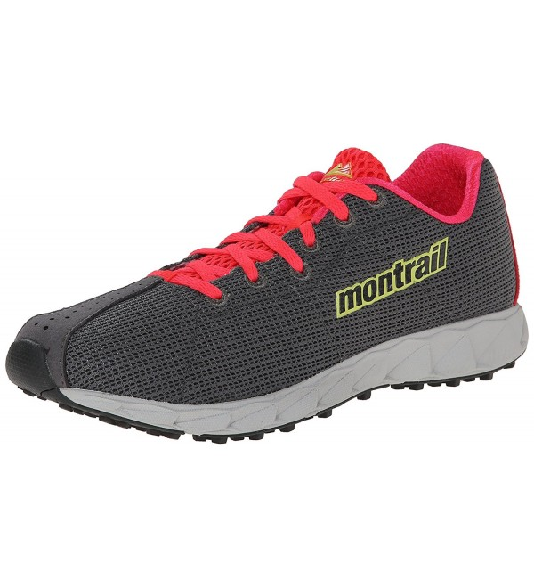 Montrail Womens Rogue Running Quarry