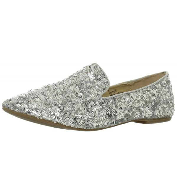 Rebels Womens Lotus Flat Silver