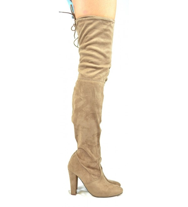 Chase Chloe Campbell 2 High Taupe