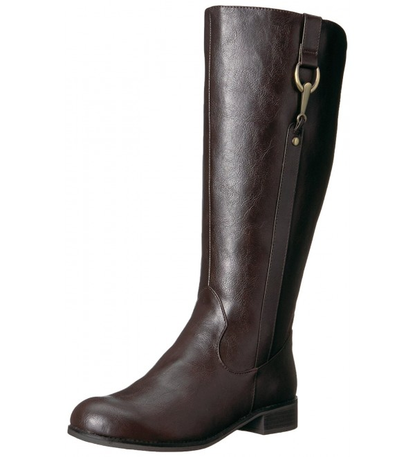 LifeStride Womens Sikora WC Riding Brown