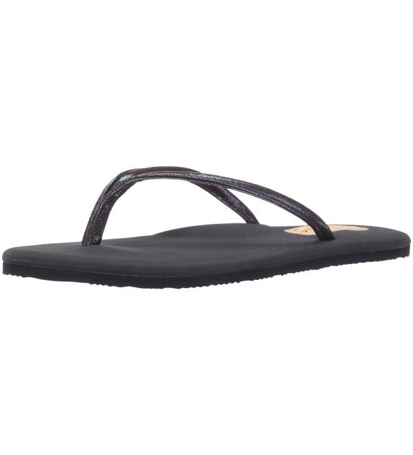 Flojos Womens Scarlet Flat Sandal