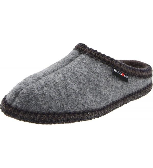 Haflinger Womens Wool Indoor Slipper