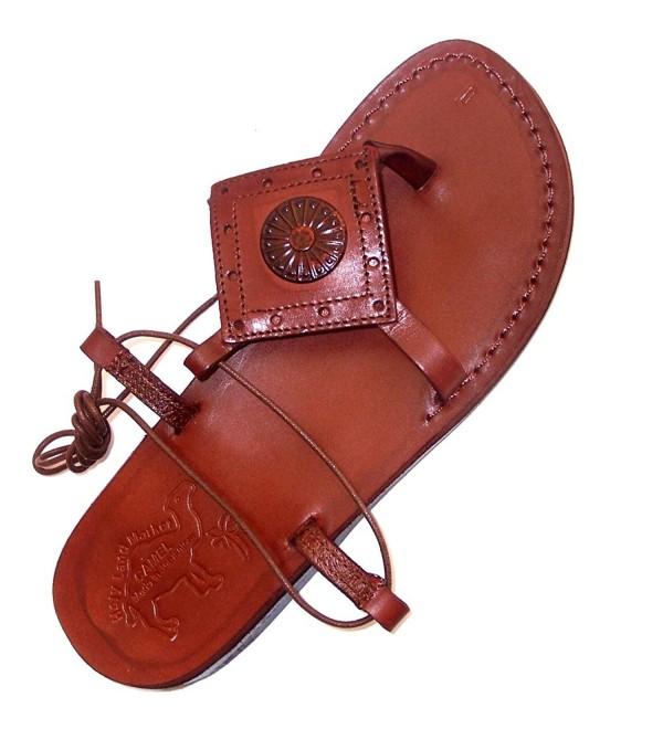 Women Genuine Leather Biblical Sandals
