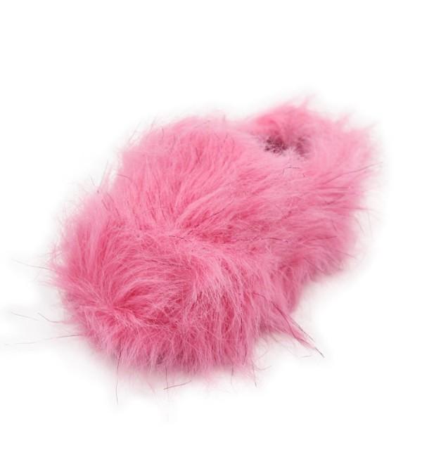 Gohom Womens Plush Fleece Booties