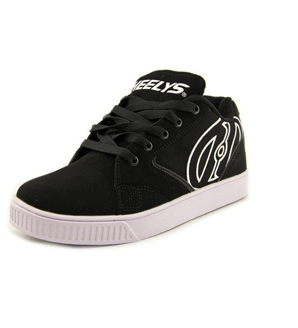Heelys Propel Black White Mens