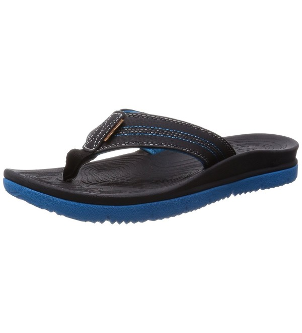 Freewaters Mens Tall Sandal Black