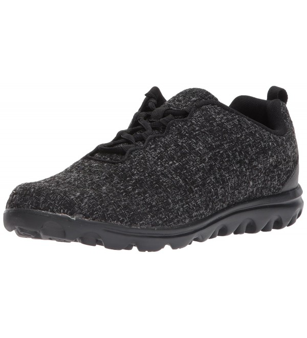 Propet Womens Travelactiv Woven Walking