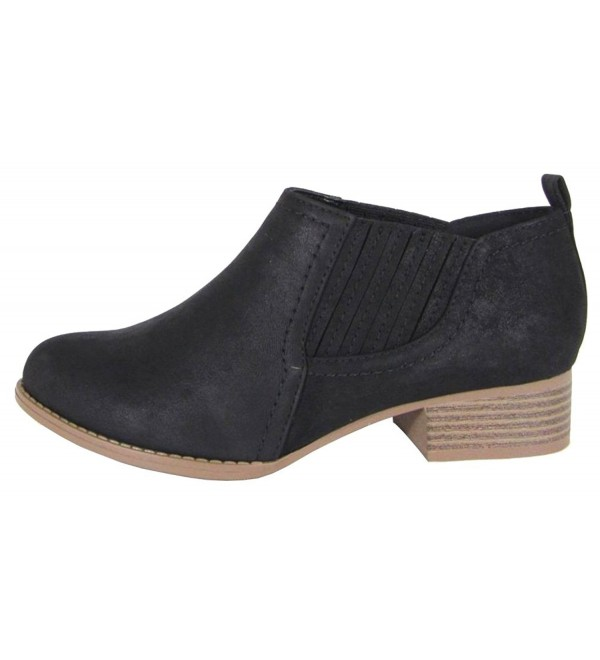 City Classified Womens Western Stacked