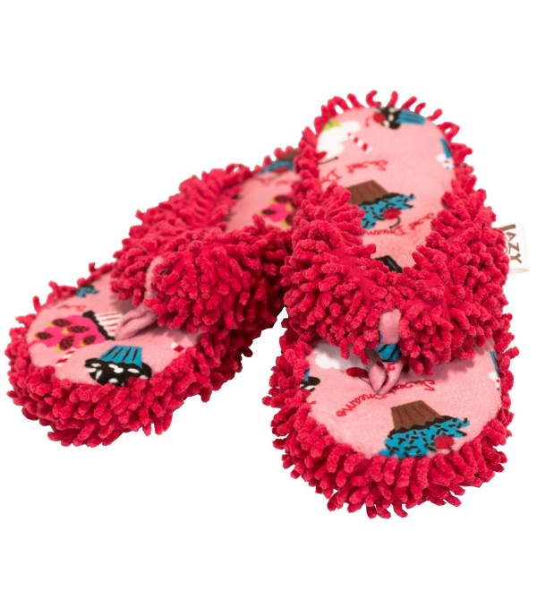 Dreams Cupcake Slippers Lazy One