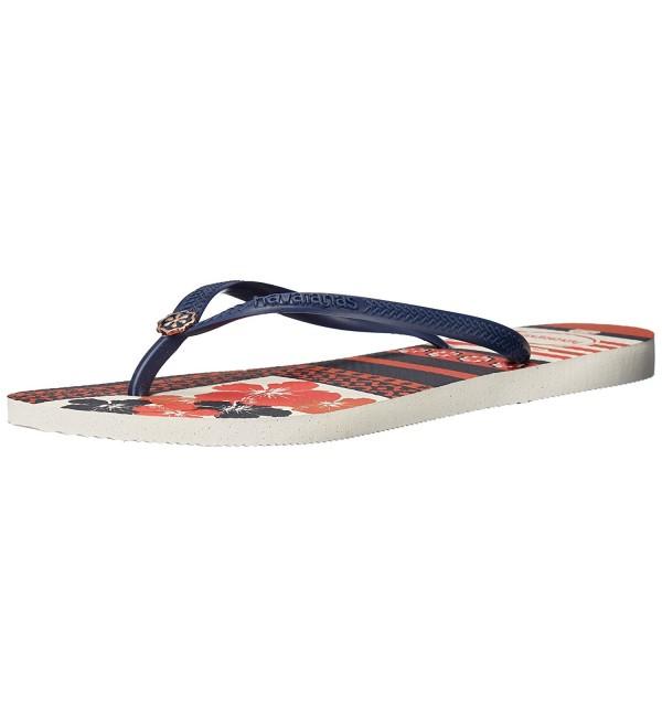 Havaianas Womens thematic Sandal White