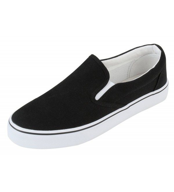 MEWOOCUE Comfortable Platform Loafers Sneakers