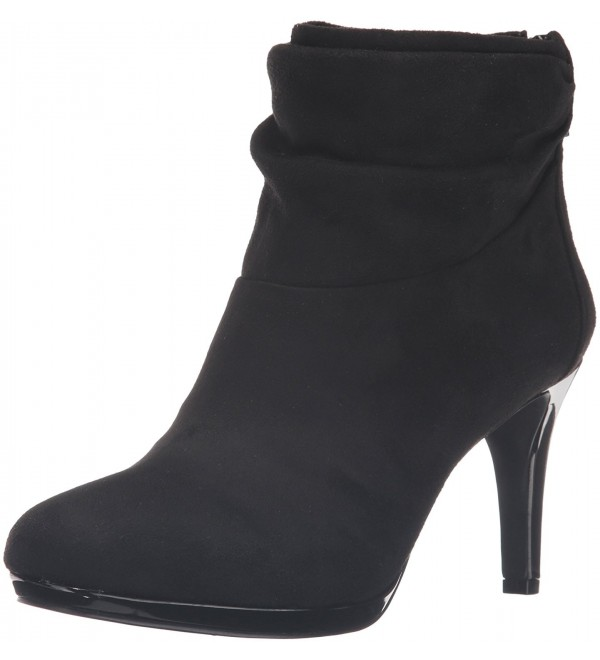 Bandolino Womens Pieretta Boot Black