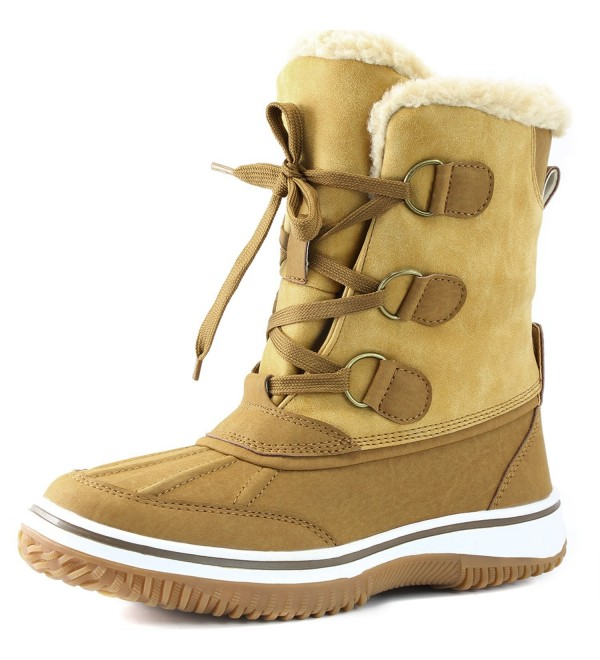 DailyShoes Womens Ankle Resistant Eskimo