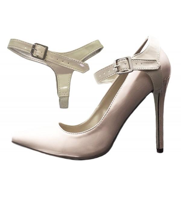 Detachable Shoe Straps heeled Patent