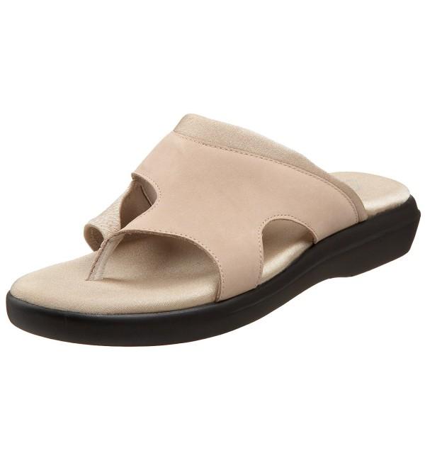 Propet Womens W0014DTM Coral Sandal
