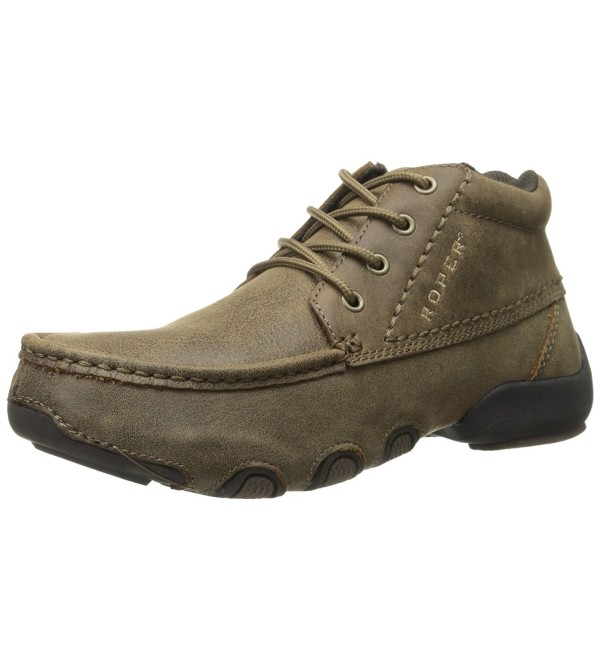 Roper Mens Country Cruisers Brown