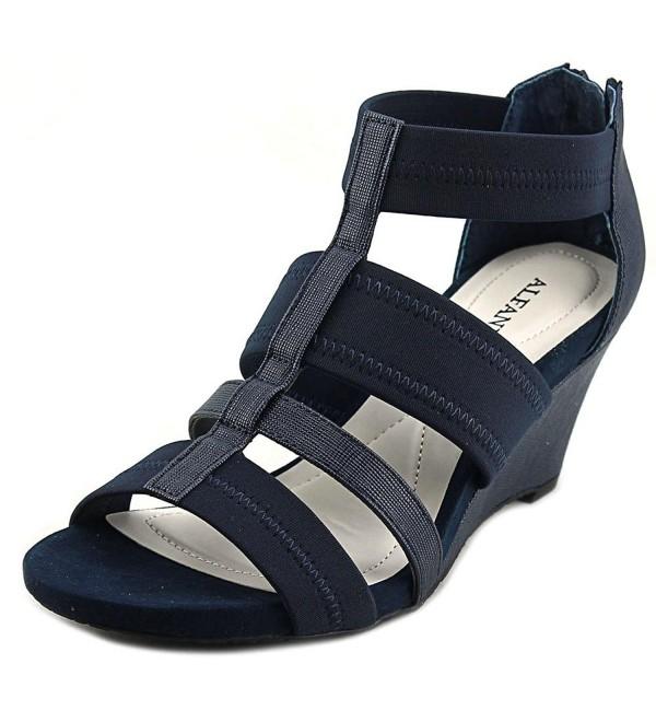 Alfani Womens Mavenn Platform Sandals