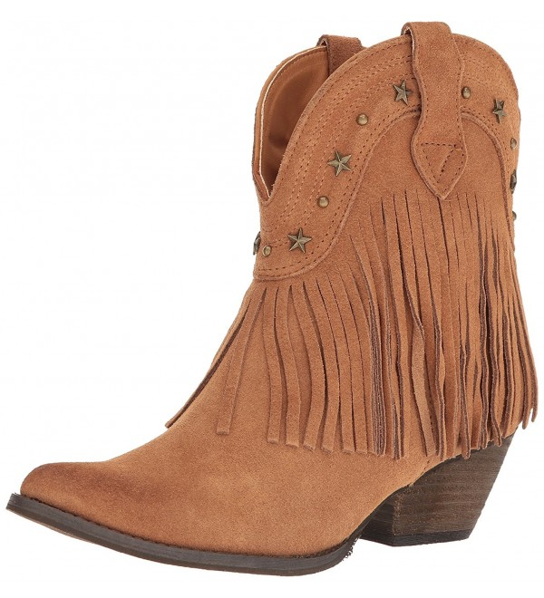 Volatile Womens Helen Tan Boot