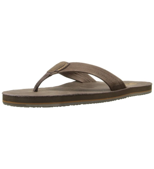 Scott Hawaii Mens Kakina Chocolate