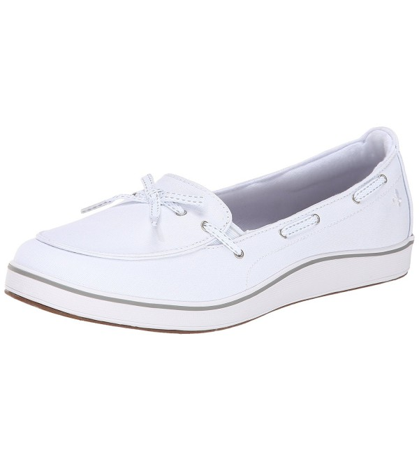 Grasshoppers Womens Windham Slip White