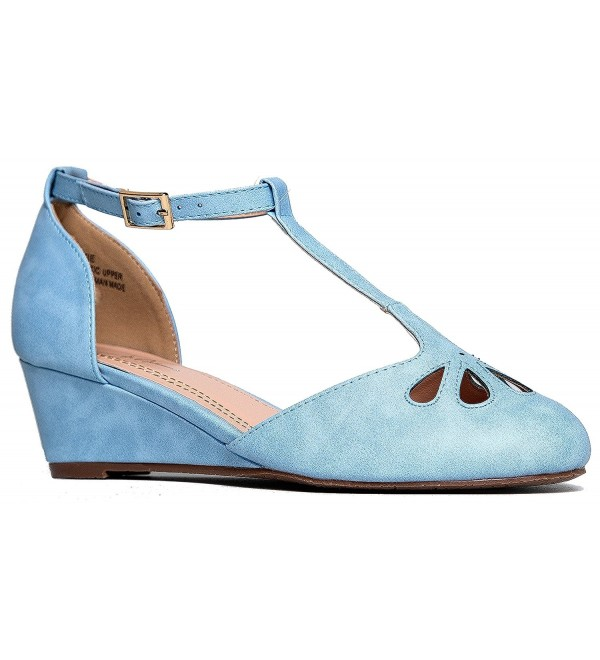 J Adams Tootie Wedges Serenity