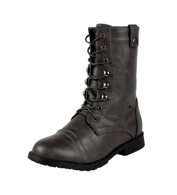 West Blvd Damara 2 Combat Boots