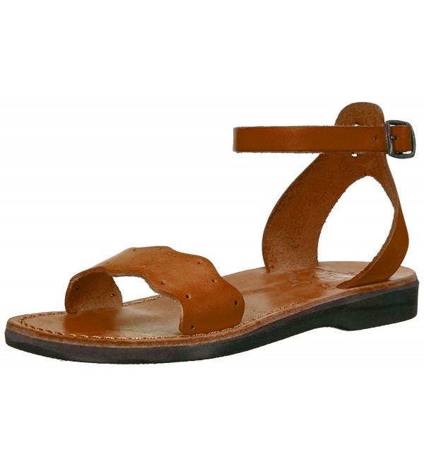 Jerusalem Sandals Womens Dinah Gladiator