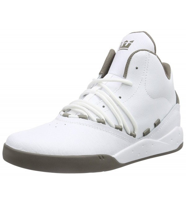 Supra Estaban Ankle High Leather Fashion