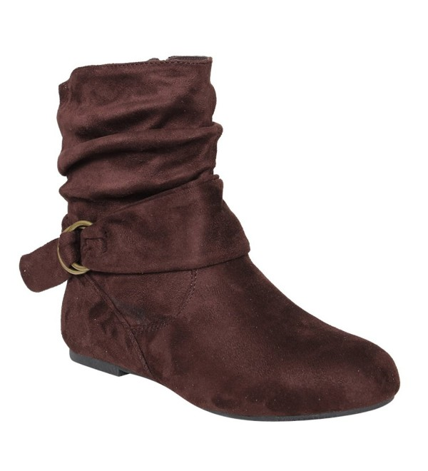 Viccino ED65 Womens Slouchy Booties
