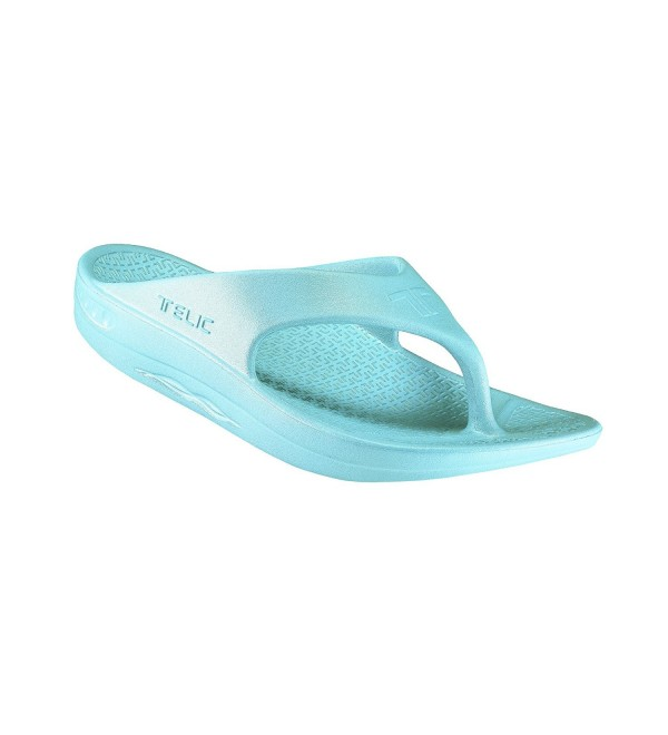 Telic Womens Fashion Sandal Lagoon