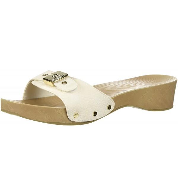 9e51593d2187 Women's Classic Slide Sandal - Gardenia Snake Print - C21878US8GI