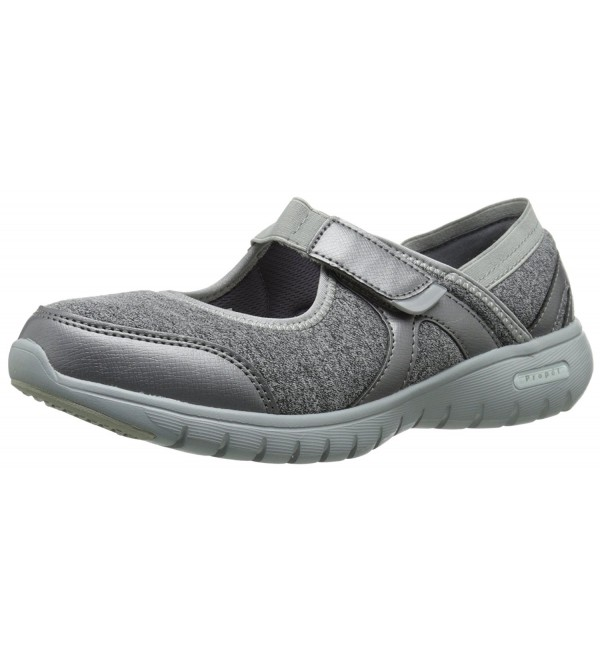 Prop Propet Womens Casual Silver
