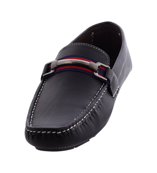 Rocawear Driving Buckle Shoes Black