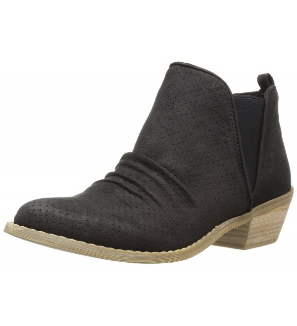 Report Womens Drewe Ankle Bootie