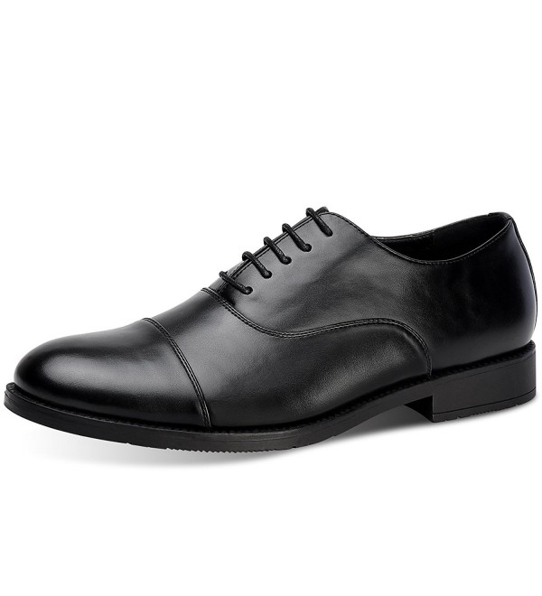 Oxford Dress Shoes Leather Formal