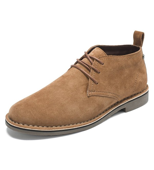 Golaiman Leather Chukka Casual Winter