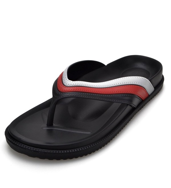 Earsoon Flip Flops Men Slippers