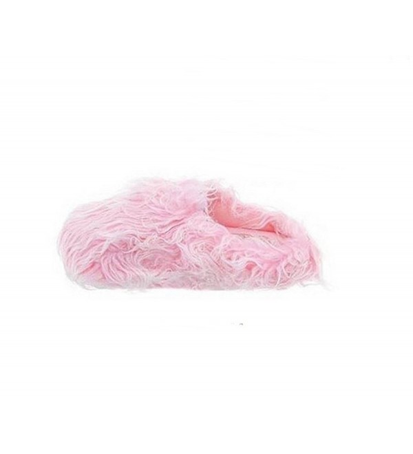 Easy Womens Fuzzy Comfy Slippers