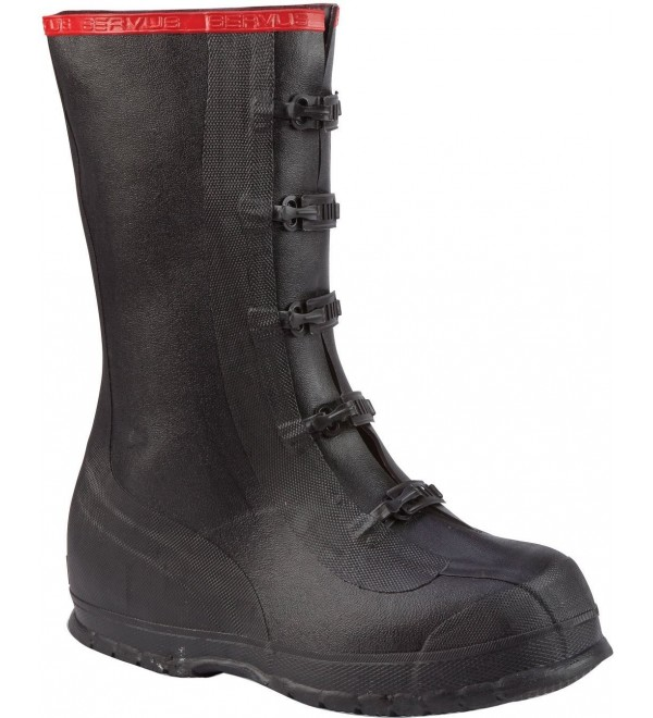 Ranger Rubber Supersized Overboots Black