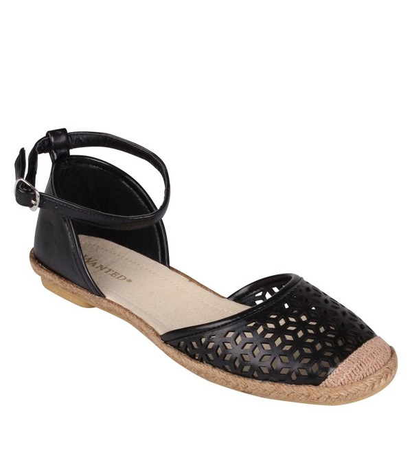 Wanted Lido Ankle Strap Sandal