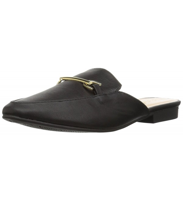 Qupid Womens Regent 02 Loafer Black