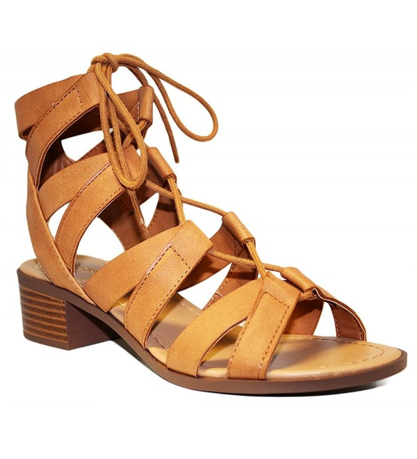 CLASSIFIED Strappy Womens Sandals mousse