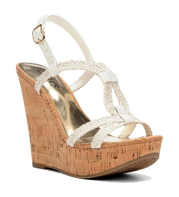 Carlos Santana Womens barby Wedge
