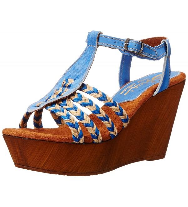 Sbicca Womens Raite Wedge Sandal