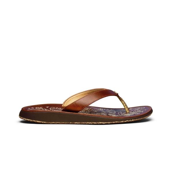 OluKai Paniolo Sandal Womens Natural