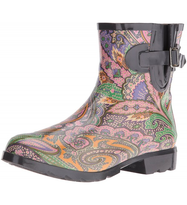 Nomad Womens Droplet Pastel Paisley