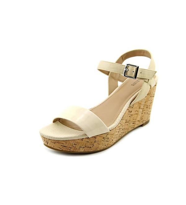 Alfani Womens Pyper Sandals Beige