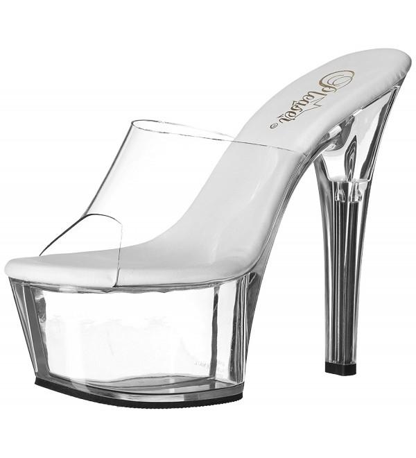 Pleaser Womens Asp601 Platform Sandal