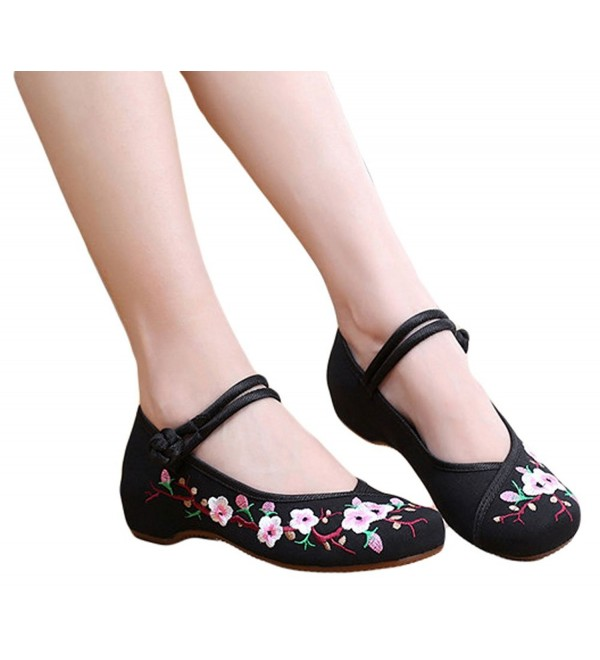 AvaCostume Embroidery Womens Classics Rubber