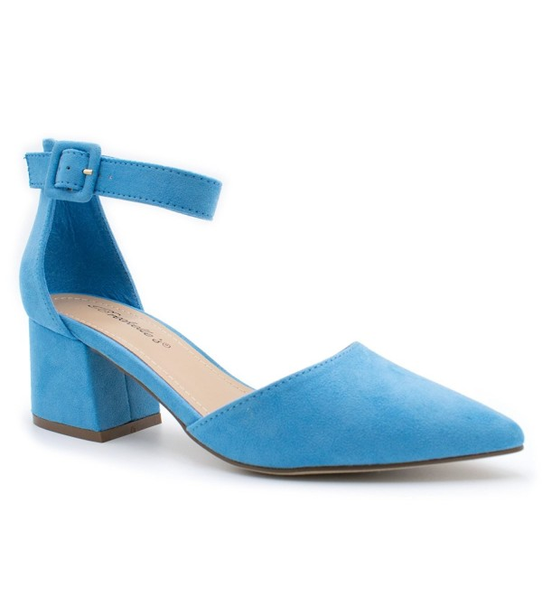 Breckelles Womens Pointed Trendy Marie 11